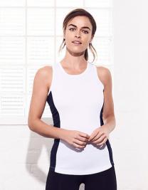 Girlie Cool Contrast Vest